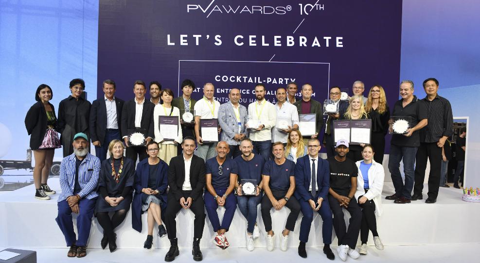 Texlover vincente ai PV AWARD 2018!